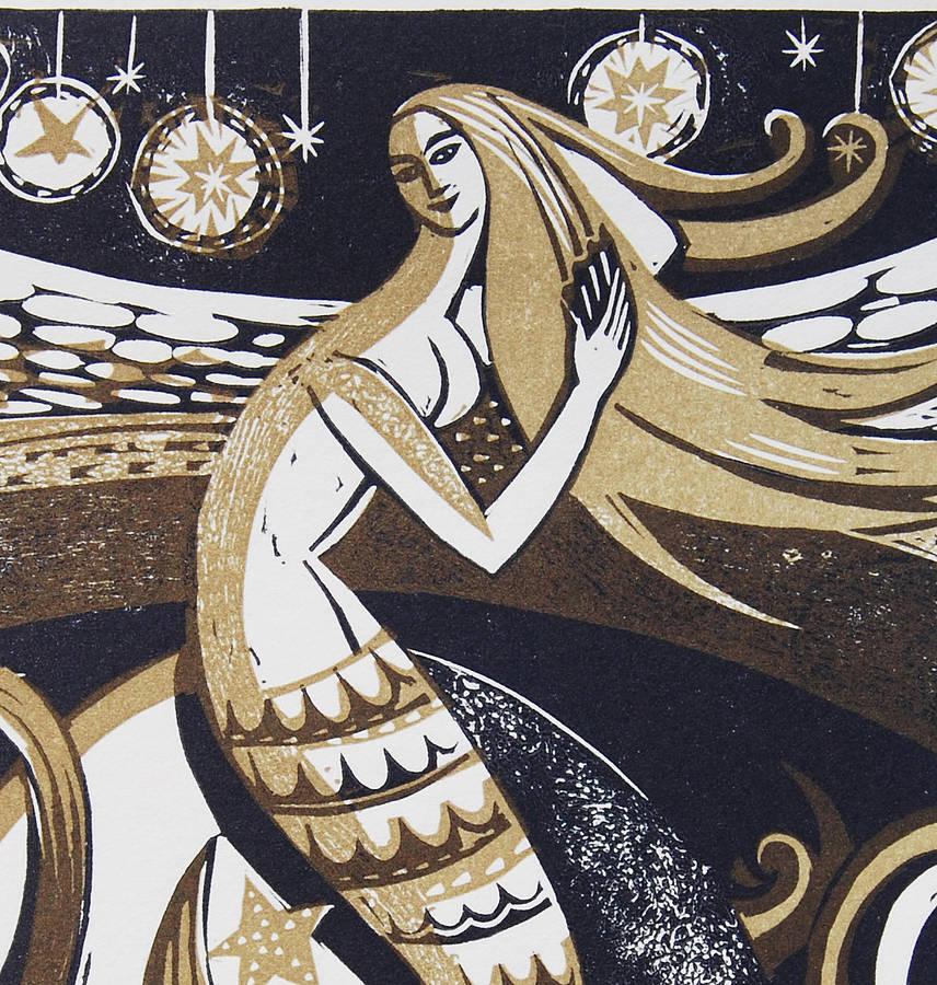 original_zennor-mermaid-relief-letterpress-print